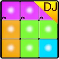 DJ Disco Pads - mix dubstep, dance, techno & house
