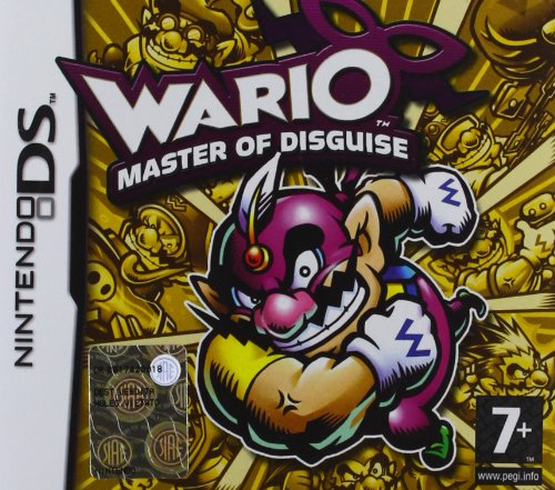 Wario Master of Disguise [Spanish Import]