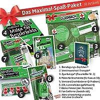 Kaleido.Shop Dortmund Fanartikel Geschenkpaket in Verschiedene Gr/ö/ßen mit /Überraschungen