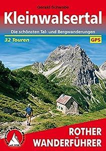 """Der Rother Wanderführer """"Kleinwalsertal"""" bietet 32 ausgewählte Wanderungen im Kleinwalsertal zwischen Breitachklamm, Hohem Ifen, Widderstein und Fellhorn, sowie der Umgebung von Oberstdorf. Übersichtliche Kurzinfos, exakte zuverlässige Wegbeschreibun..."""