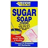 Everbuild SOAPPOW Sugar Soap Concentrated Powder, 430 g