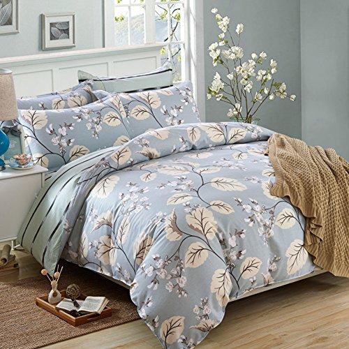 completo consolatore set-piece/Puro cotone copripiumino in autunno e in inverno/ studente comfortable duvet cover-K 150*200cm(59x79inch)