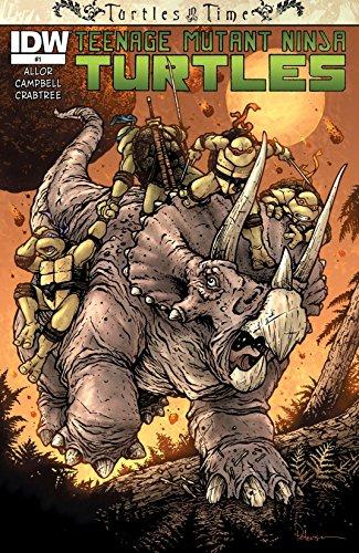 Teenage Mutant Ninja Turtles: Turtles in Time #1 (of 4 ...