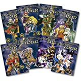 Record of Lodoss War: Chronicles of the Heroic Knights Vol. 01 bis 08, Komplett-Set