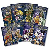 Record of Lodoss War: Chronicles of the Heroic Knights, Vols. 1-8 Komplett-Set (8 DVDs)