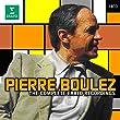 The Erato Recordings - Pierre Boulez