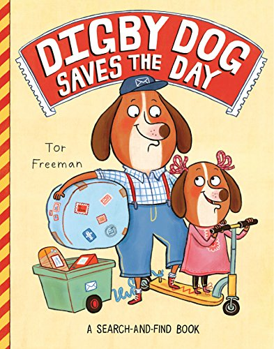Digby Dog Saves the Day (Search & Find Storybook)