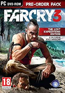 Far Cry 3 - The Lost Expeditions Edition(PC DVD)