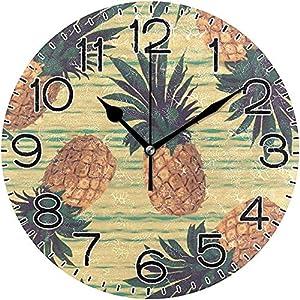 ALLdelete# Wall Clock Vintage Retro
