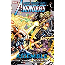 Avengers: Earth's Mightiest Heroes Ultimate Collection (Avengers (Marvel Unnumbered)) by Joe Casey (2012-03-21)