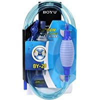 BOYU BY-28 Siphon/Gravel Cleaner with Valve Control