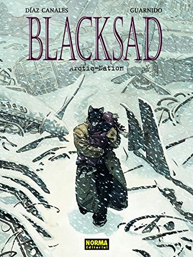 BLACKSAD 02: ARCTIC NATION (CÓMIC EUROPEO)