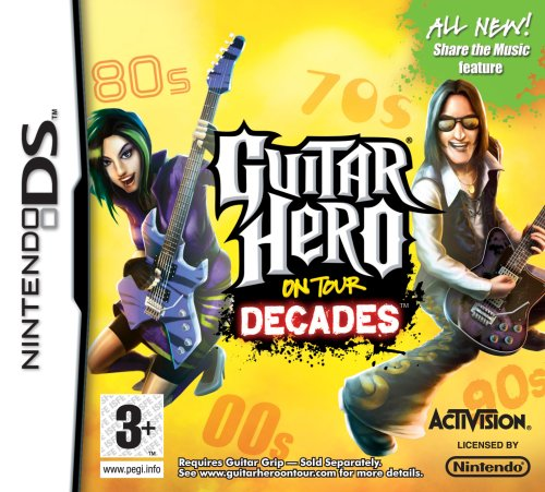 Guitar Hero On Tour: Decades  [UK Import]