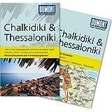 DuMont Reise-Taschenbuch Reiseführer Chalkidiki & Thessaloniki