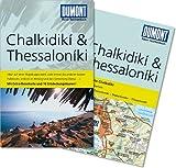 DuMont Reise-Taschenbuch Reiseführer Chalkidiki & Thessaloniki - Klaus Bötig