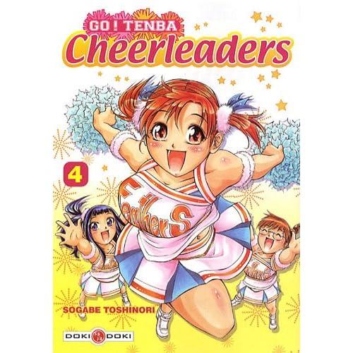 Go ! Tenba Cheerleaders, Tome 4 :
