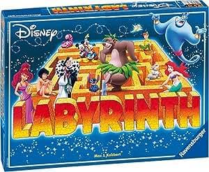 Ravensburger - Jeu de société pour enfant - Walt Disney Labyrinthe