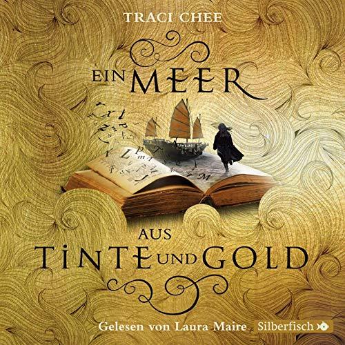 Das Buch von Kelanna 1: Ein Meer aus Tinte und Gold: 5 CDs -