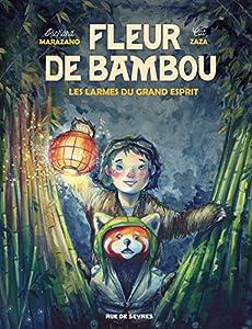 vignette de 'Fleur de bambou n° 1<br />Les larmes du grand esprit (Richard Marazano)'