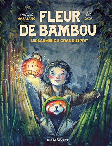 Fleur de bambou n° 1<br /> Les larmes du grand esprit