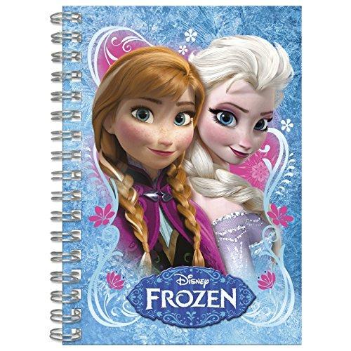 Frozen - Bloc Notas, 80 Hojas, A6 (Factory 34062)