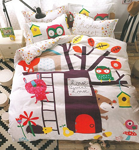 Dream-Weaverz-Weightless-Cotton-Double-Bedsheet-with-2-Pillow-Covers-In-Attractive-Box-Pack-To-Gift-For-Kids-Room