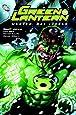 Green Lantern: Wanted Hal Jordan.