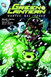 Green Lantern Wanted Hal Jordan TP (Green Lantern Graphic Novels)