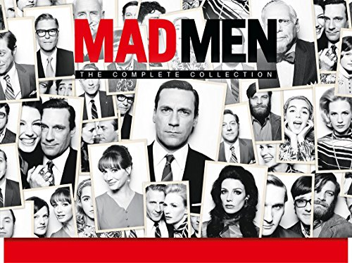 Mad Men - the Complete Collection [UK-Import] [Blu-Ray] (Men Mad Dvd-box-set)