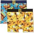 FREEGUN Men's Packx2 Boxer Shorts