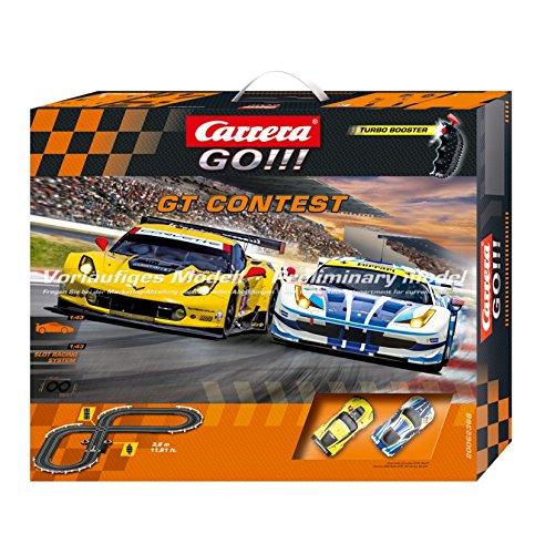 vidaXL Carrera - Circuito go GT Contest
