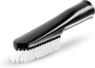 VMTC,Plastic Suction Brush with Hard Bristles - for Karcher WD1,(vmtc16, Black)
