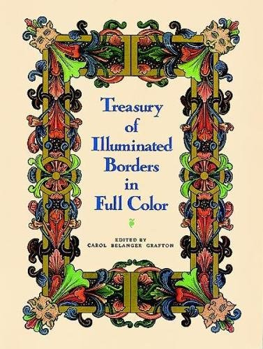 TREASURY OF ILLUMINATED BORDERS
