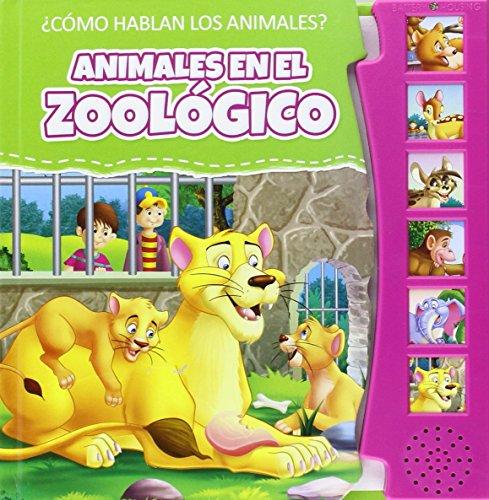 ANIMALES EN EL ZOO (LIBROS CON SONIDOS)