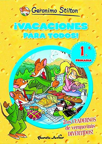 ¡Vacaciones para todos! 1: ¡Los cuadernos de verano más divertidos! (Aprende con...
