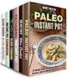 Pressure and Slow Cooker Box Set (6 in 1) : Over 200 Paleo, Low Carb, Ketogenic and Other Healthy Recipes for Your Pressure and Slow Cooker (Special Appliances Cooking) (English Edition)