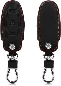 Kwmobile Autoschlüssel Hülle Kompatibel Mit Tesla Model Elektronik
