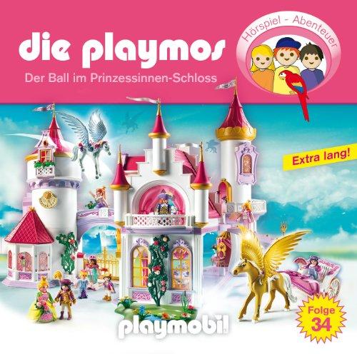 Die Playmos - Folge 34: Der Ball im Prinzesinnen-Schloss. Rost Ball