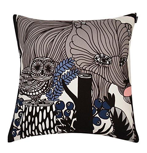 marimekko-veljekset-kissenhlle-50x50-cm-limitiert-grau-schwarz-braun