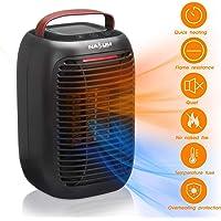Heizlüfter NASUM 3 Heizstufe 950W PTC Keramik tragbar Elektrische Heizung|Überhitzungsschutz| Ohne Feuer| geeignet für…