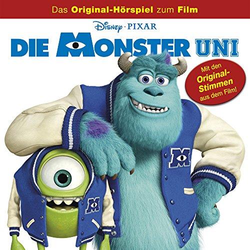 Die Monster Uni (Das Original-Hörspiel zum Film)