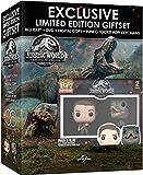 Jurassic World 2 (Dvd + Bd + Bd 3D) (Ed Especial Llaveros Funko) - Edición Limitada [Blu-ray]