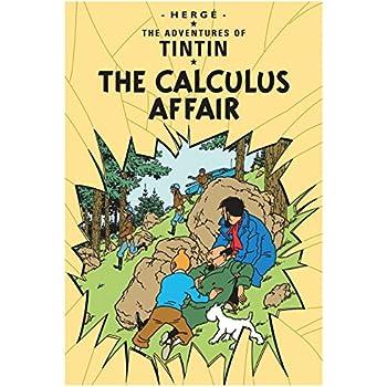 The Adventures of Tintin : The Calculus Affair