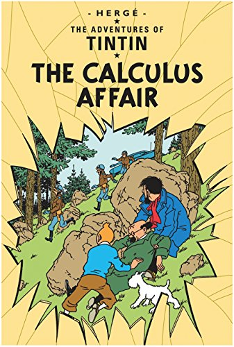 The Adventures of Tintin : The Calculus Affair par Herge