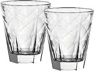 Incrizma Glassware - Whisky Glasses Crystal - Whisky Glass
