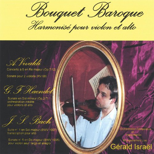 Vivaldi Sonata for 2violins(Rv68): Allegro