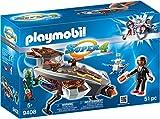 Playmobil Super 4-9408 Otro Gene y Sykroniano con Nave, (9408)