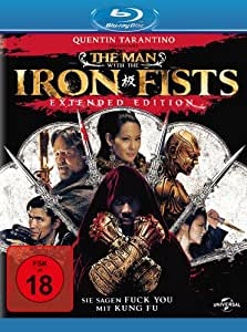 The Man With The Iron Fists - Extended Edition [Blu-ray]