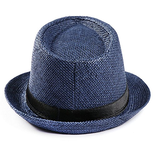Zottom Unisex Trilby Gangster Cap Strand Sun