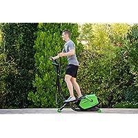 Preisvergleich für ECO-DE Ellipsentrainer Crosstrainer Cardiotrainer Xtop Magnet Bike